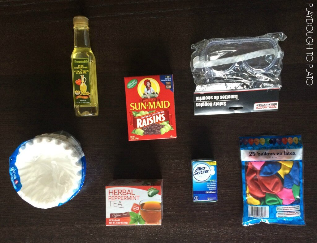 DIY Science Kit Supplies