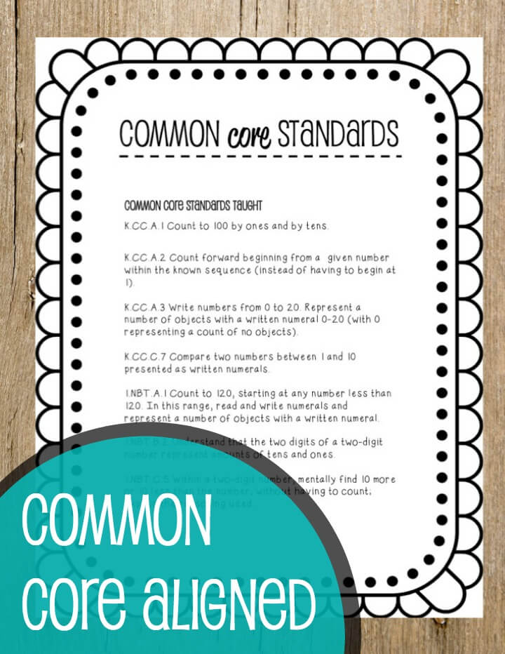 NO PREP Place Value Activity Pack - Common Core Aligned
