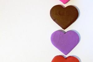Valentine's Playdough