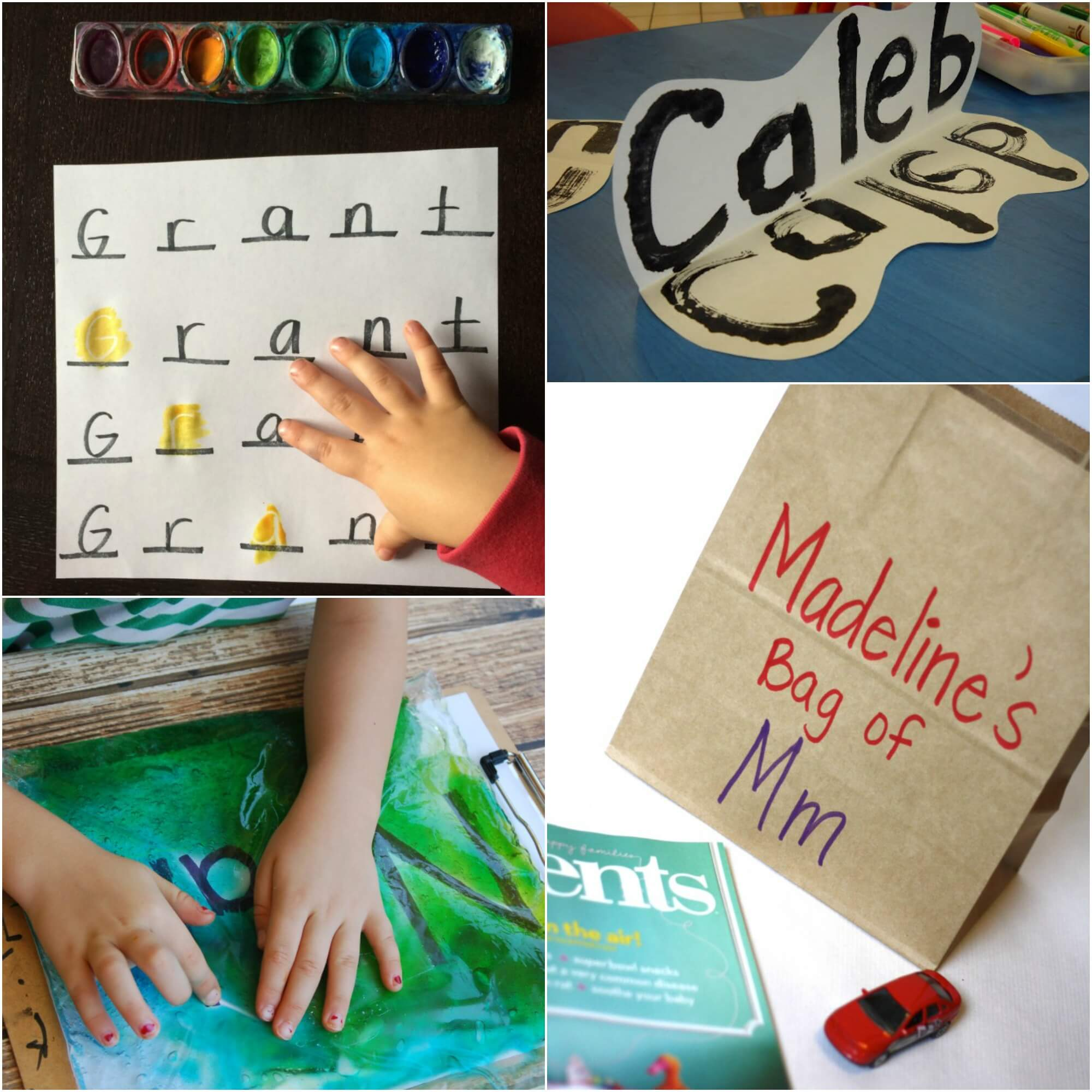 Names Games For Kindergarten 25 Must-try Name Games For