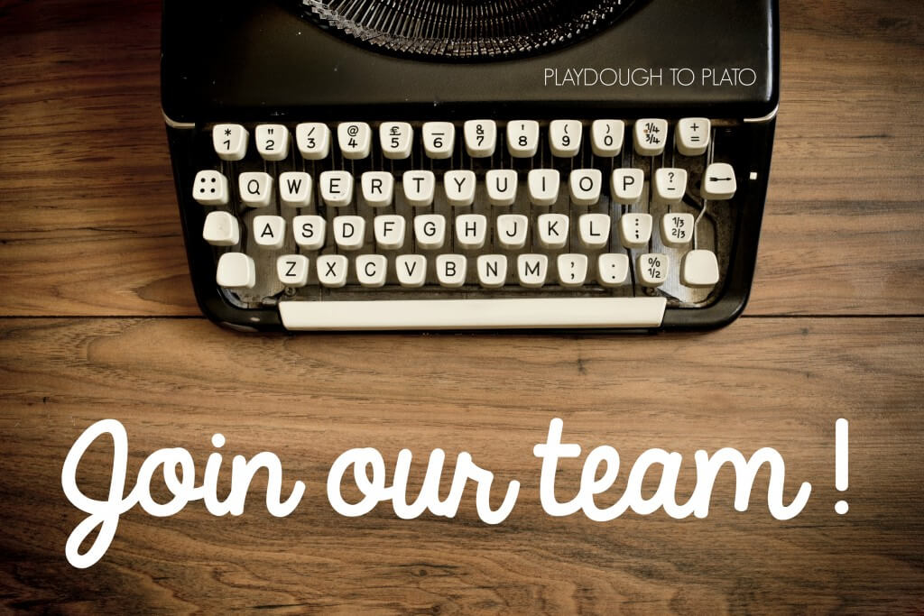 We're hiring! Come join our team!