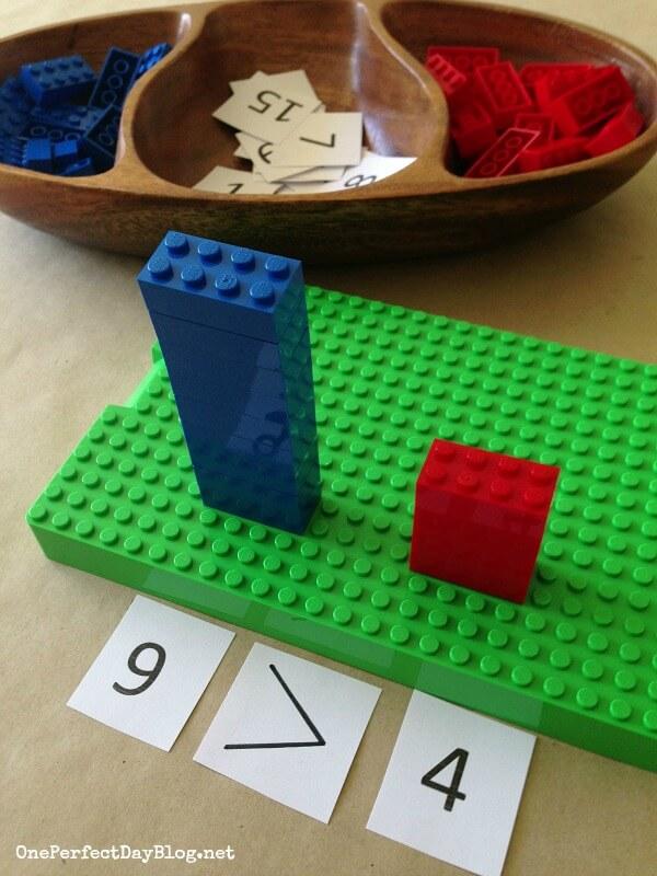 Lego-math-games