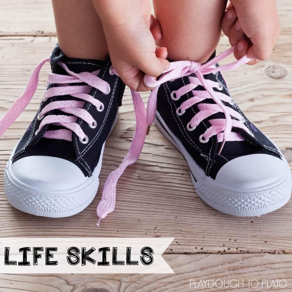 Preschool Life Skills
