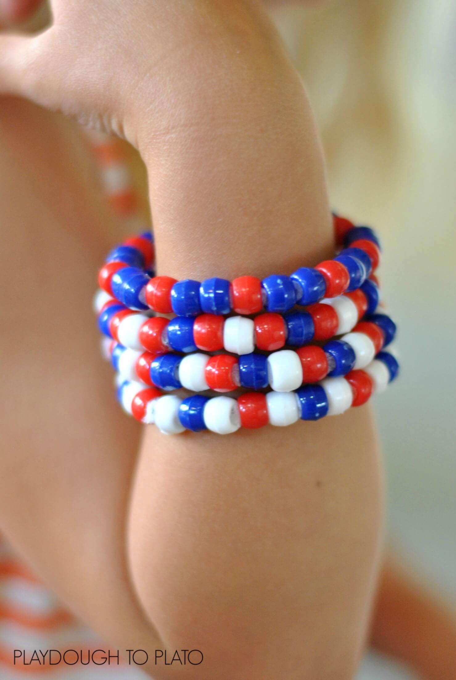4th of July Bracelets