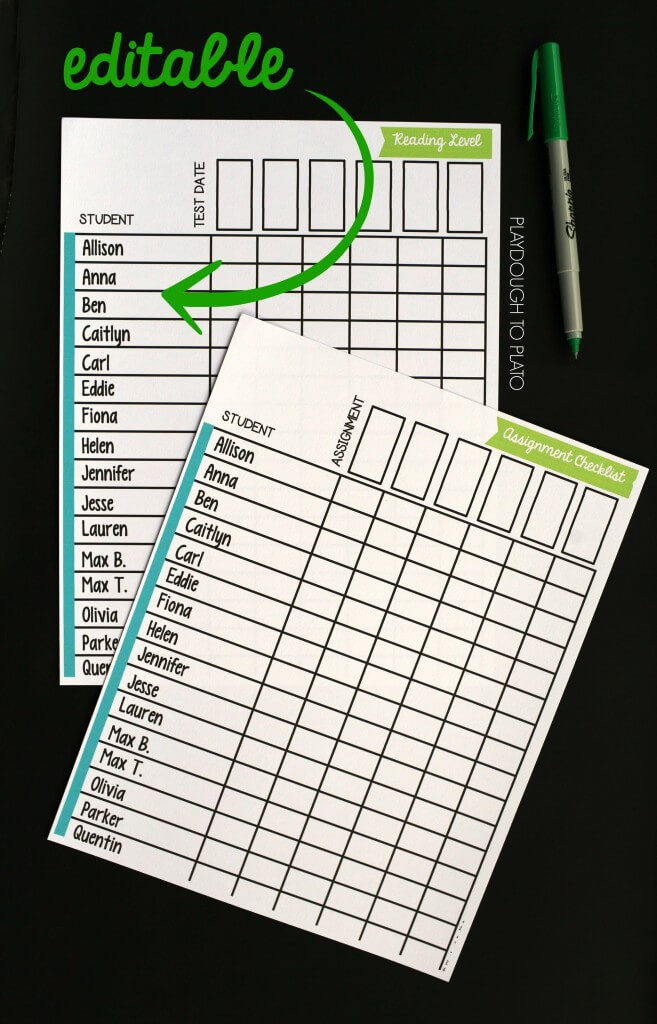 open office journal template - free lesson plan book playdough to plato