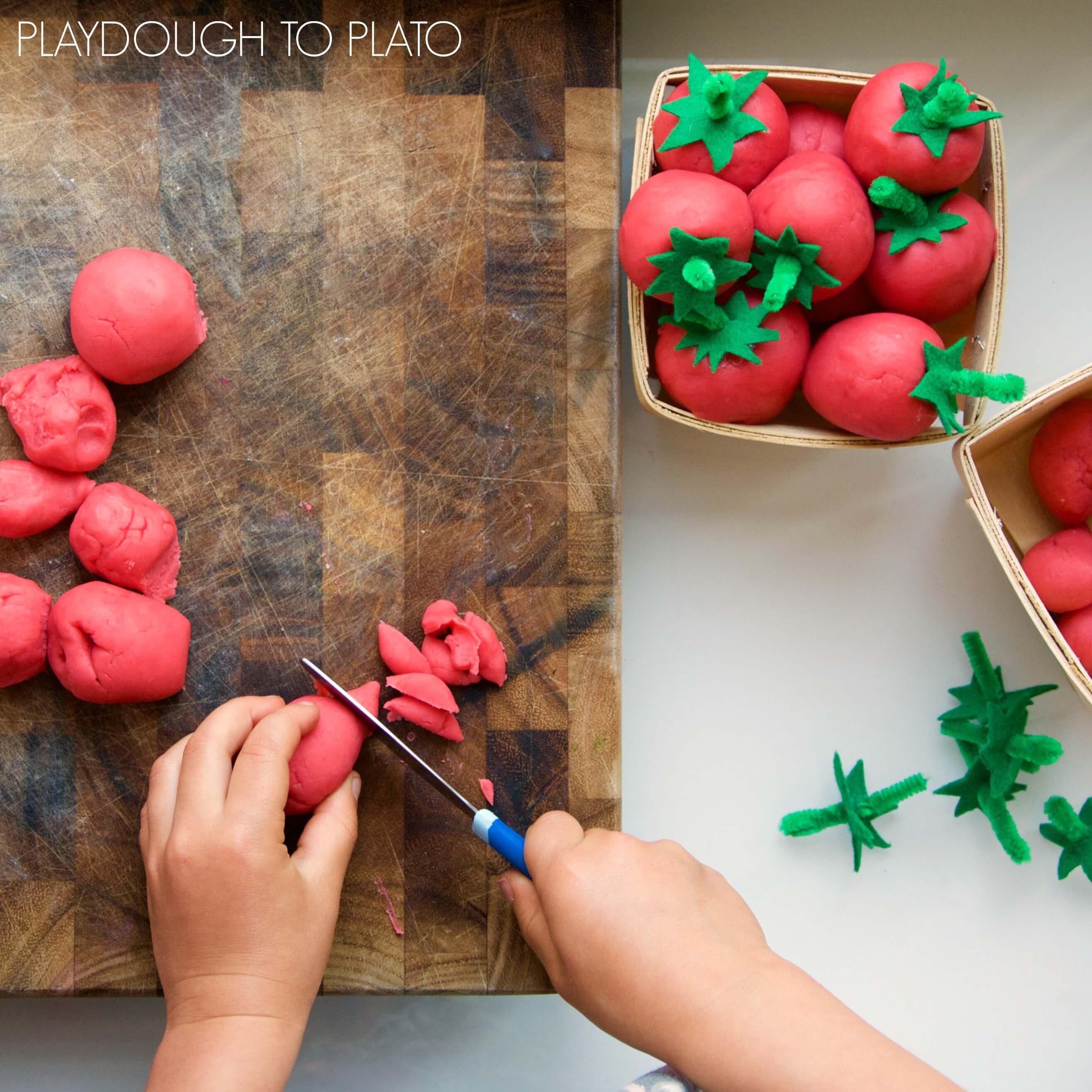 One Pot Playdough Recipe Playdough To Plato Autos Post
