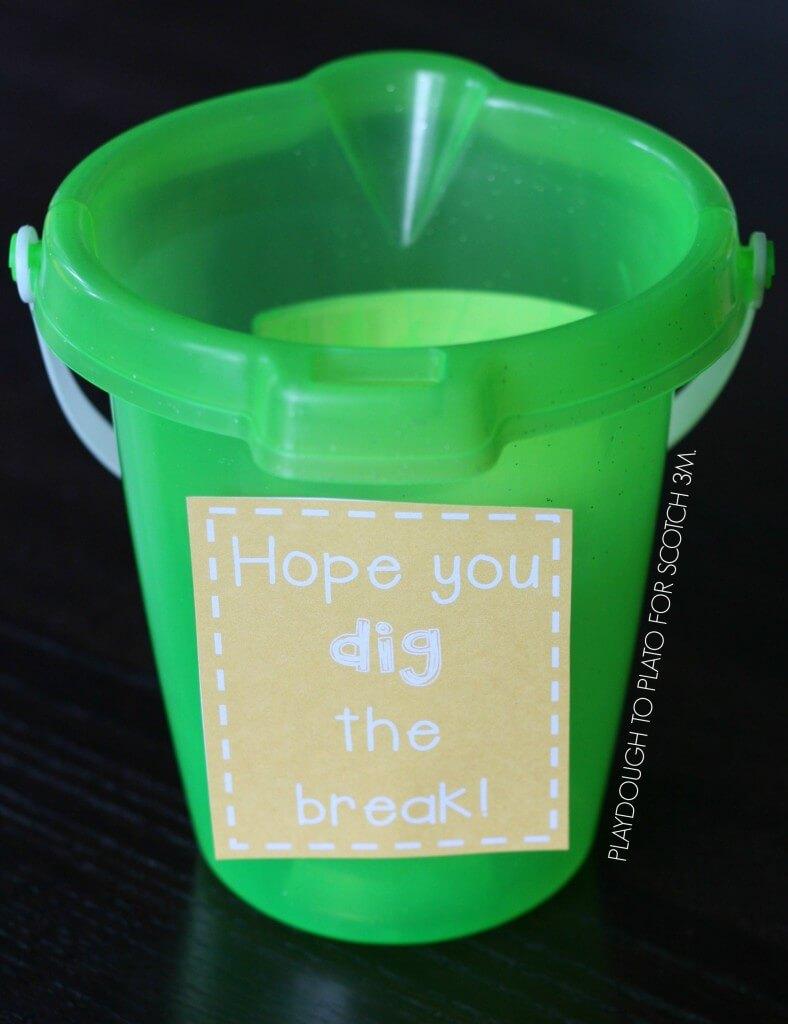 Such a fun idea! Send a summer fun box to kids.