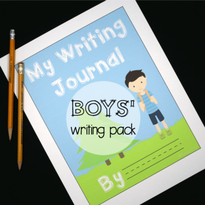 Writing Journals for Boys