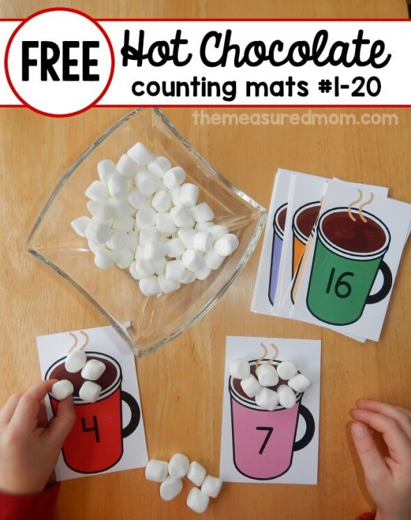 hot-chocolate-counting-mats-1-20-590x747