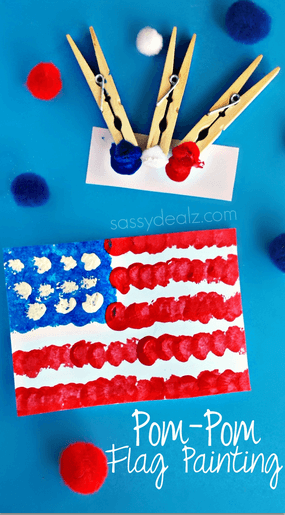 25 4th Of July Activities For Kids Playdough To Plato