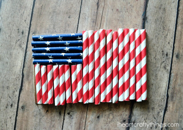 straw-flag-kids-craft-3