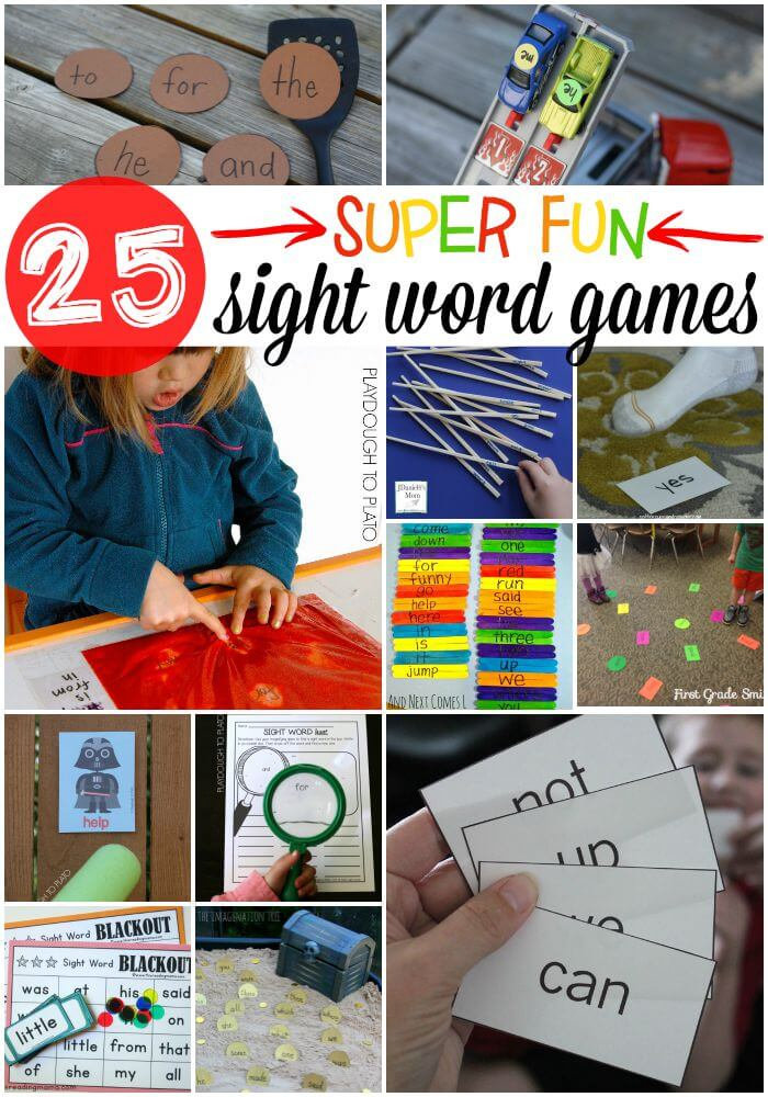 Super word sight 25 printable ideas Kids. Sight roundup play for Fun Games in  Word Tons  of this