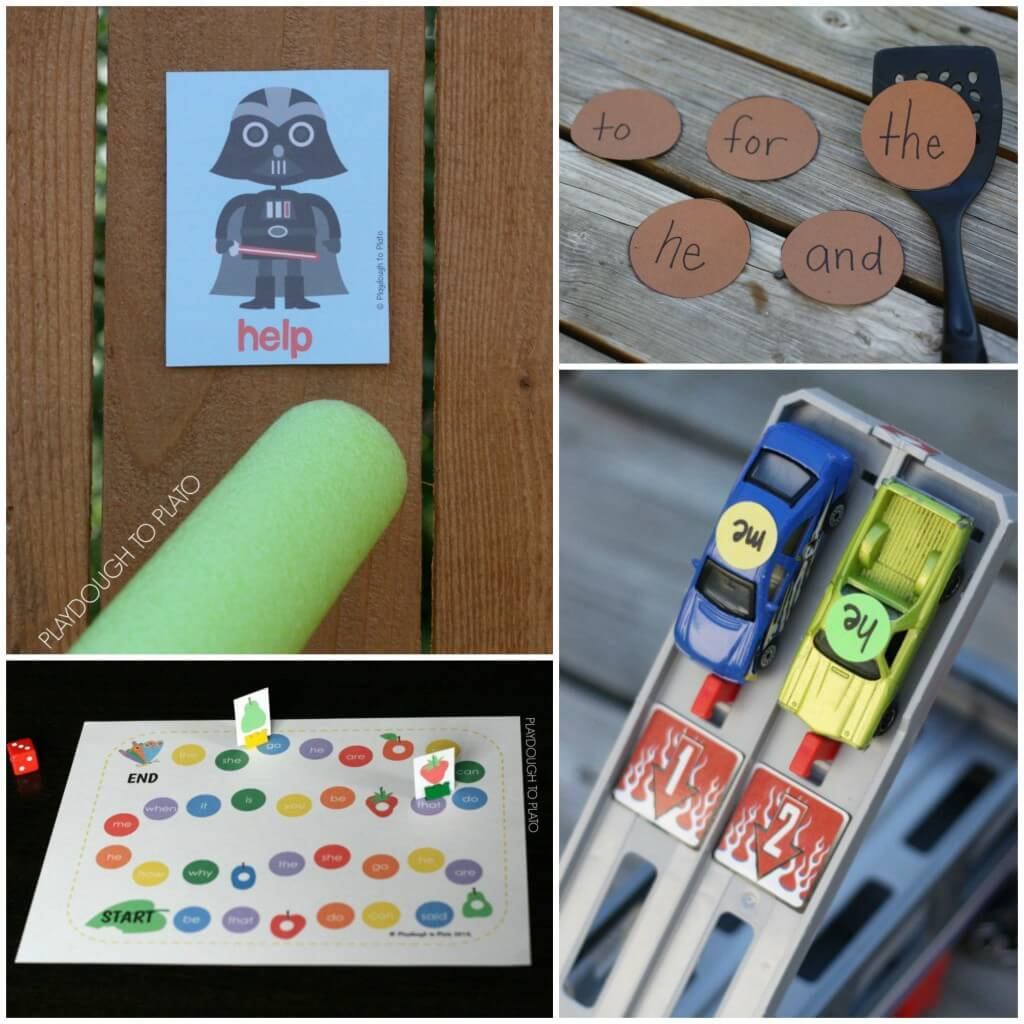 Awesome Sight Word Games for Kids