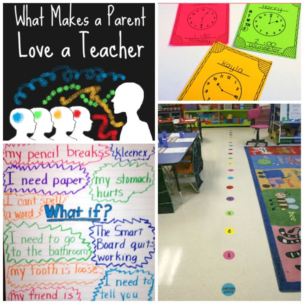 Awesome back to school ideas for teachers!