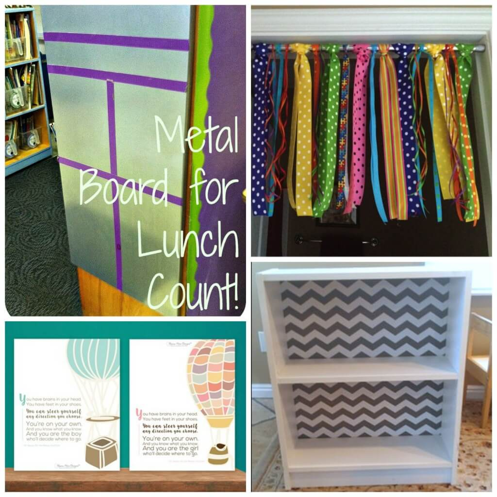 Awesome classroom decoration ideas. Work with any theme!