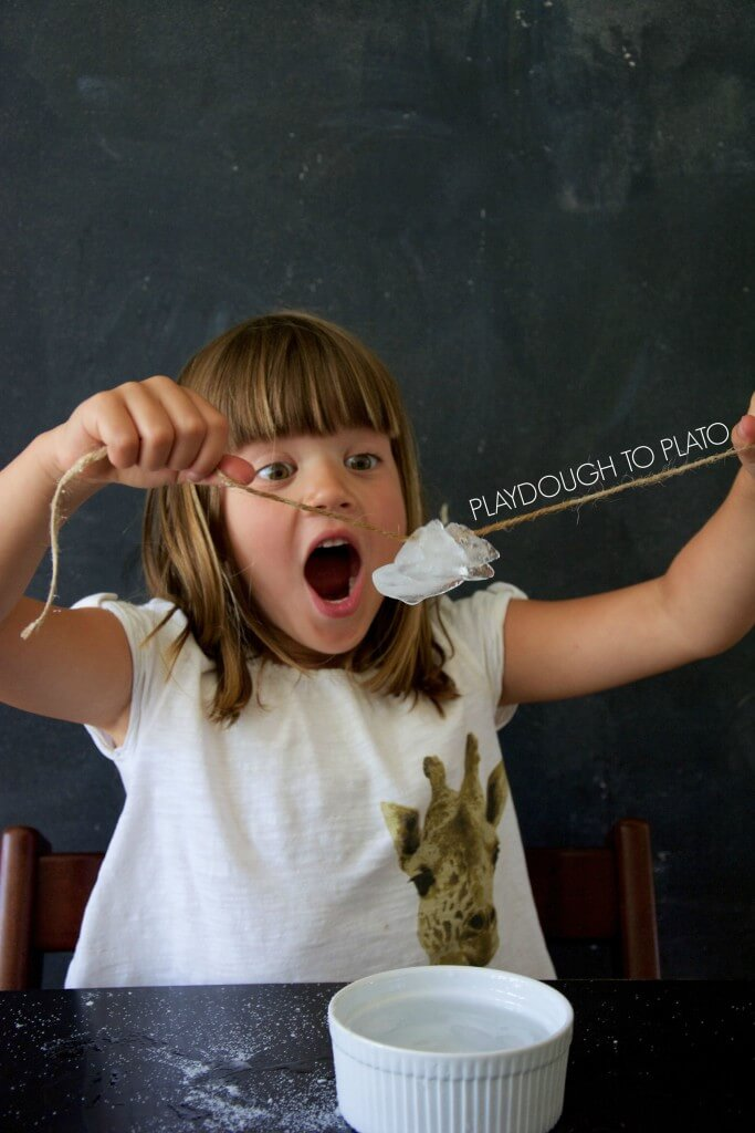 Awesome kids science experiment!