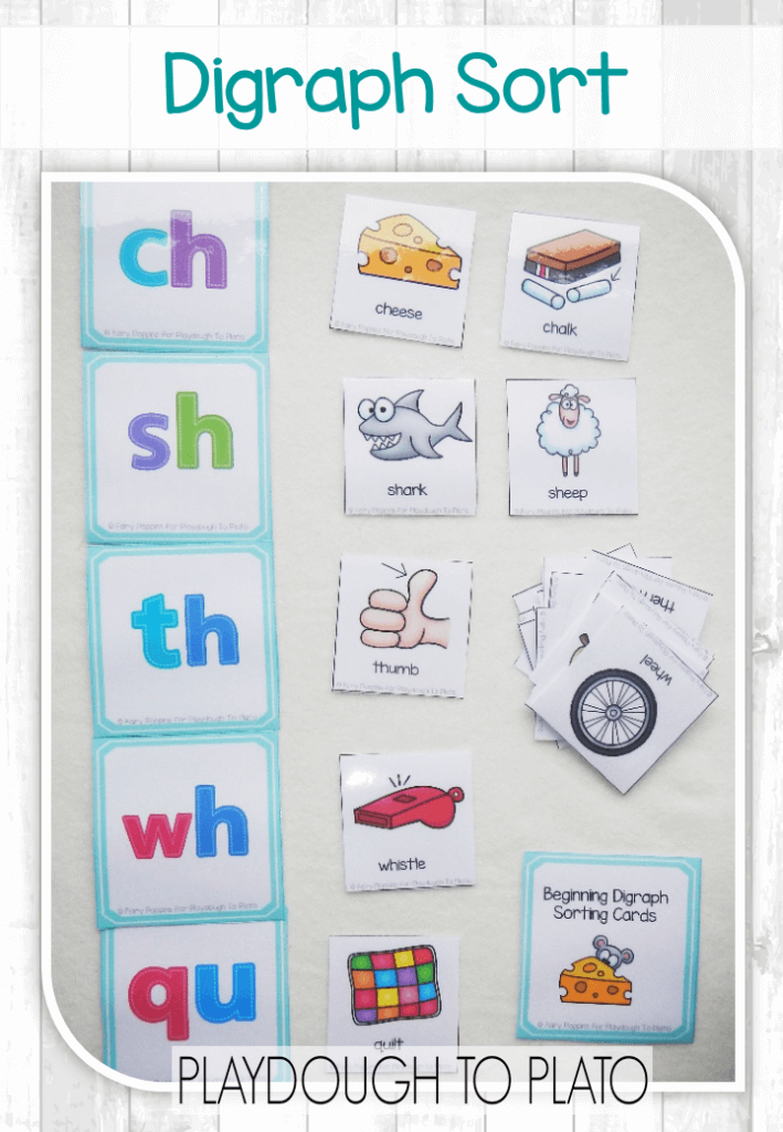 Free Digraph Sort And Find Playdough To Plato