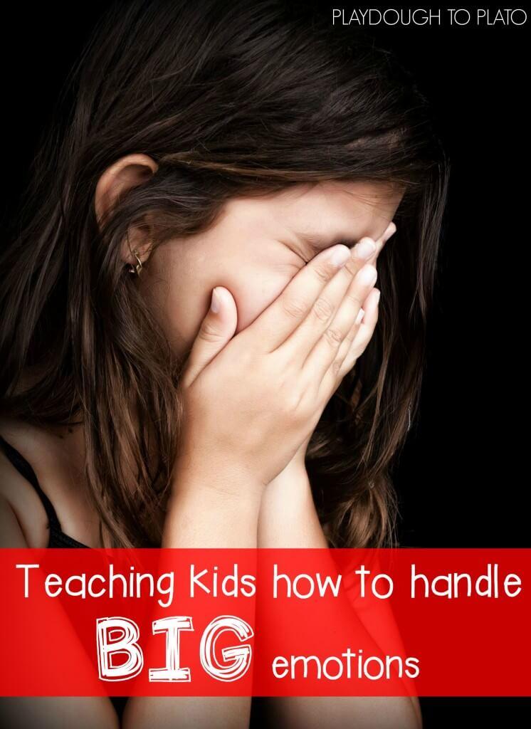 7 helpful ways to teach kids how to handle big emotions.