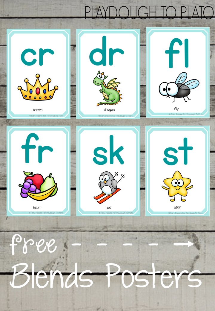 Free Blends Cards and Dice