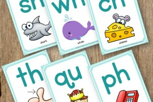 Free Digraph Cards and Dice