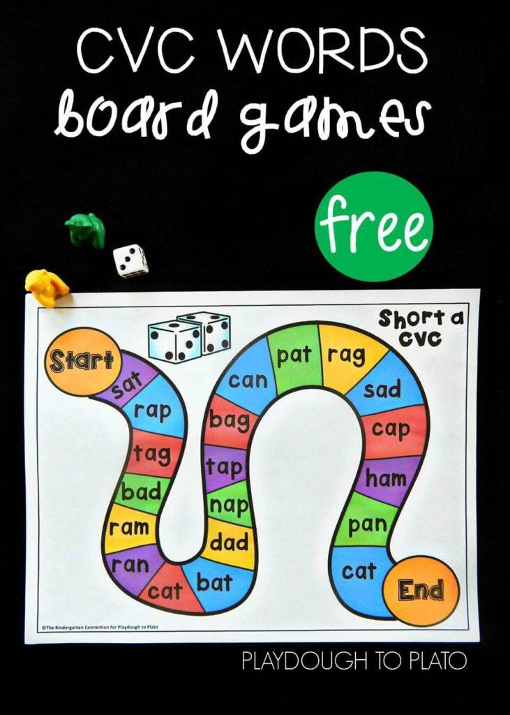 CVC board games 1
