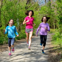 5 reasons to run a family 5k