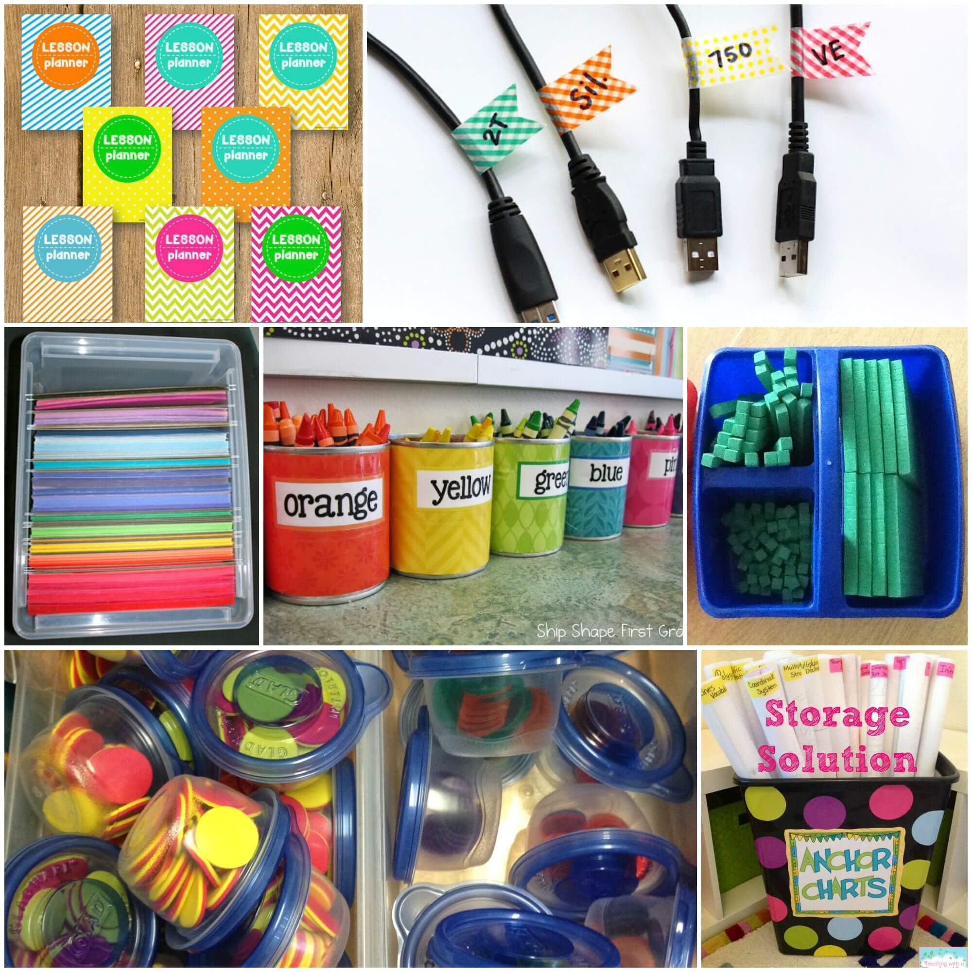 Classroom Organization Ideas ~ Brilliant classroom organization hacks playdough to plato