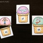 Free Blends Ice-Cream Puzzles