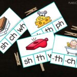 Free Digraph Clip Cards
