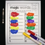 Editable Word Work Activities Kids Love