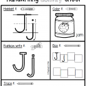 26 motivating activity pages make it fun to practice letter formation, letter names and letter sounds!