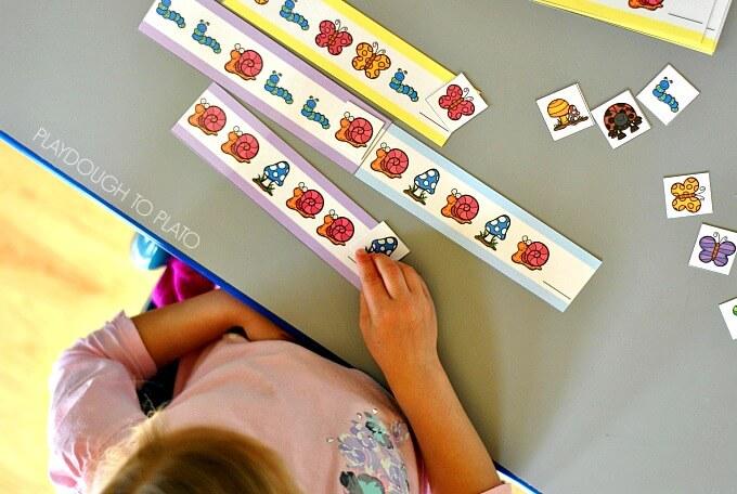 Spring Pattern Cards.3