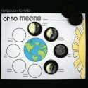 Teach kids about moon phases with a batch of Oreo cookies!