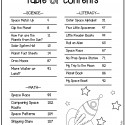 There is so much variety in these science, math and literacy activities that the outer space pack is perfect for kids from preschool to second grade
