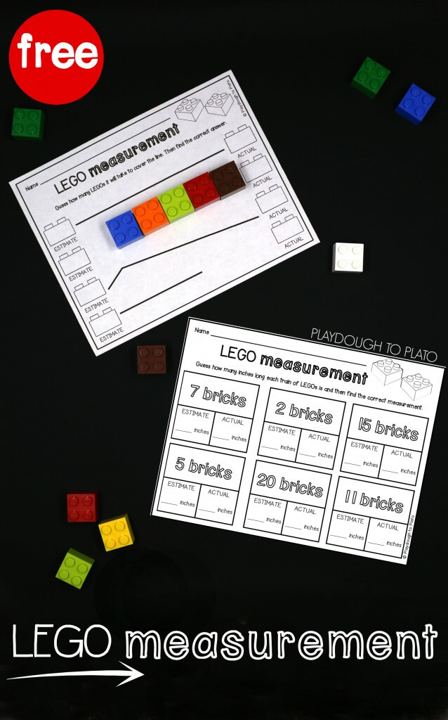 LEGO Measurement Activity!
