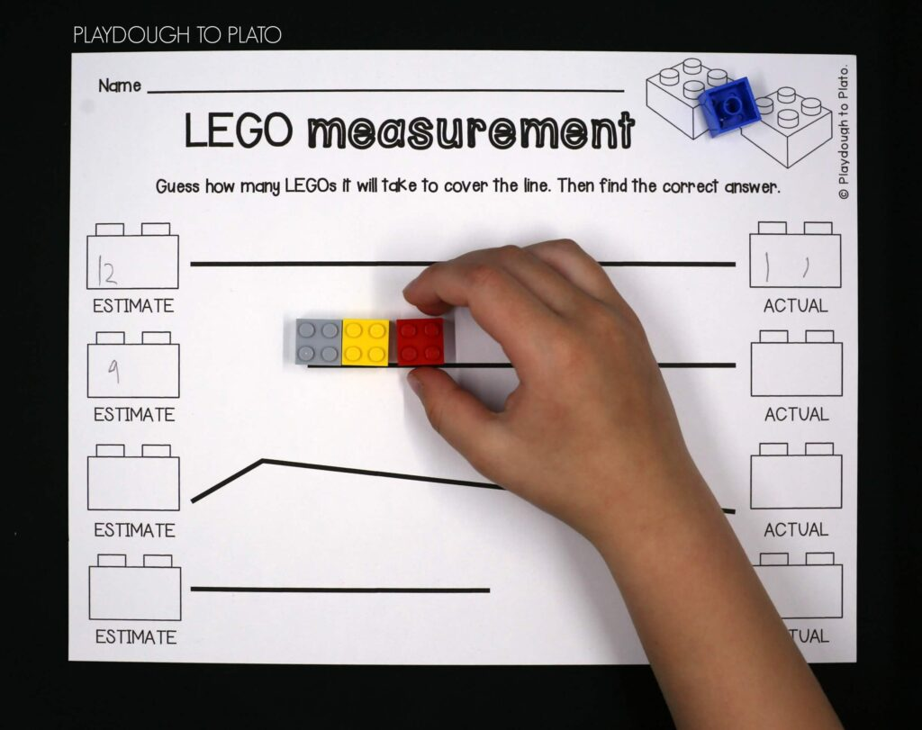 lego measurement playdough to plato. Black Bedroom Furniture Sets. Home Design Ideas