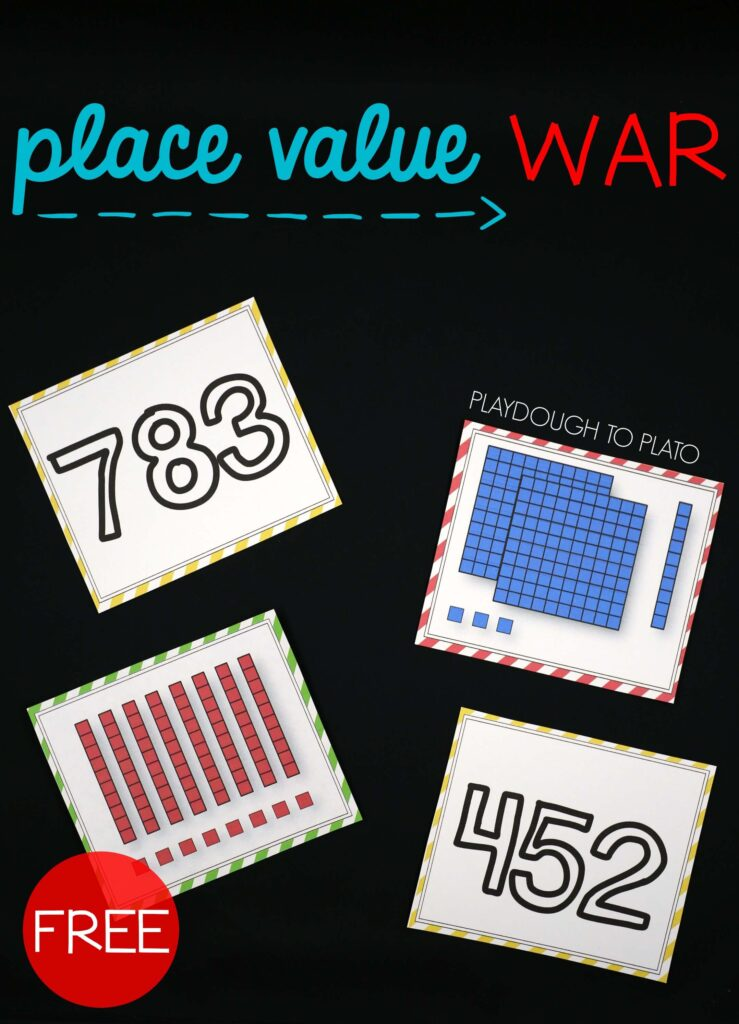 Place Value War!