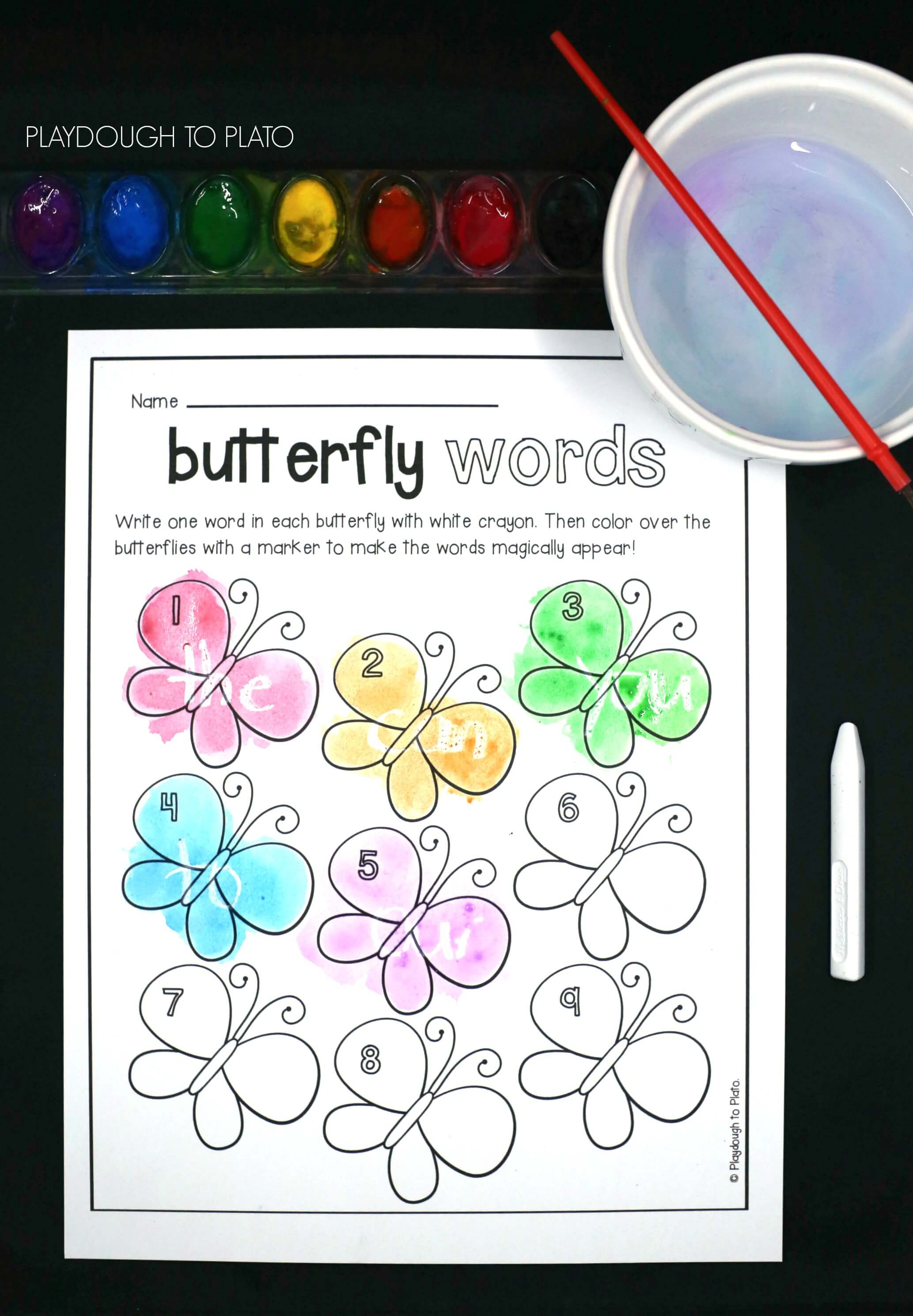 20 must have bug and butterfly activities playdough to plato
