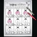 Ladybug Addition