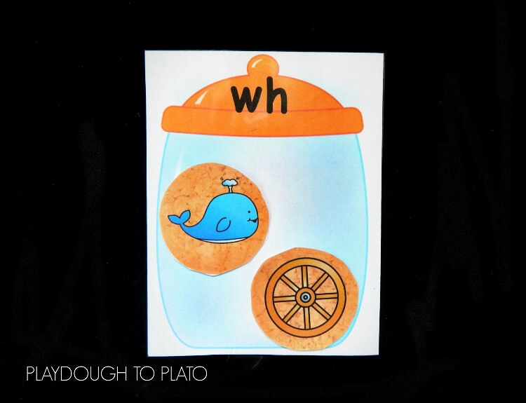 cookie jar digraph 2