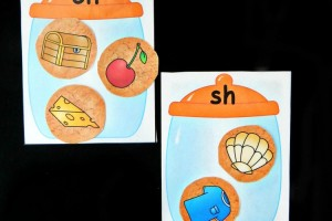 Cookie Jar Beginning Digraph Sort