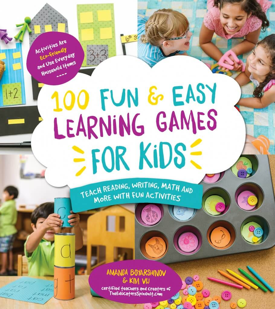 100 Learning Games Front Cover