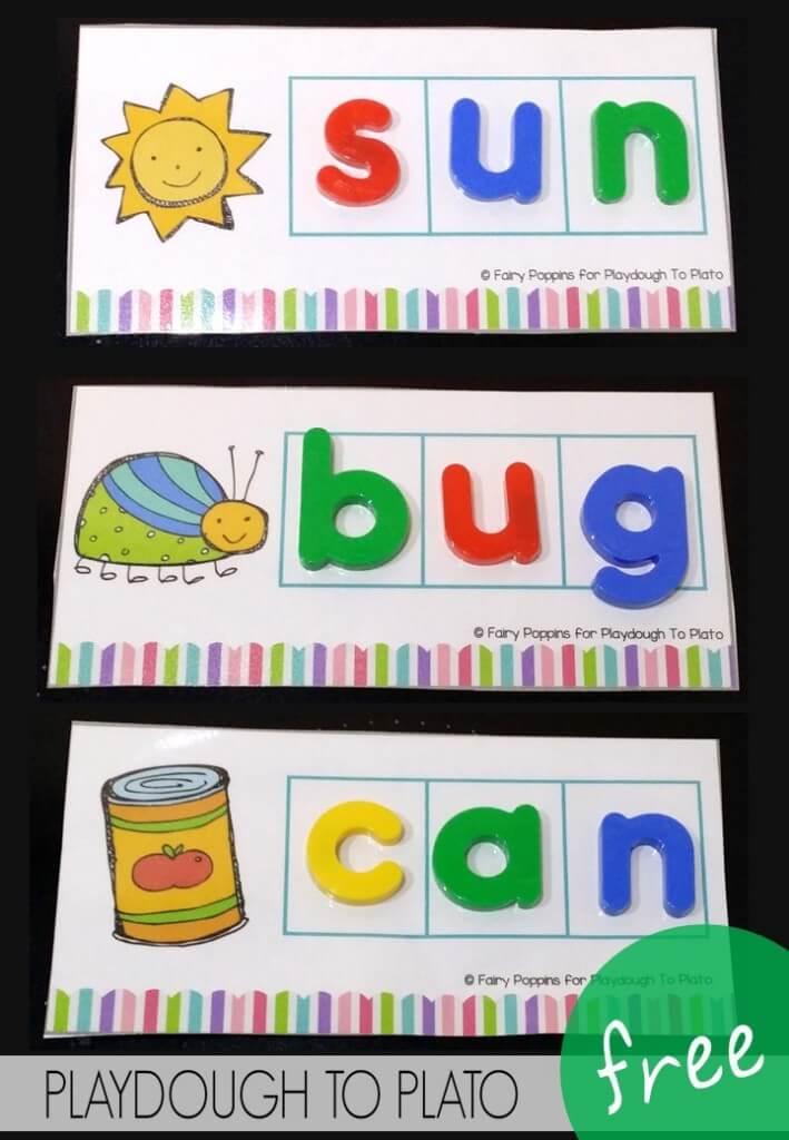 CVC Magnetic Letters