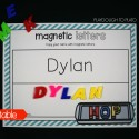 Magnetic letter mats!