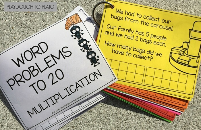 Here's a wonderful (free) set of multiplication task cards that are quick and easy to use!