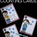 Draw more bubbles counting cards!