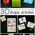 Fun 3D Shape Activities for Kids!