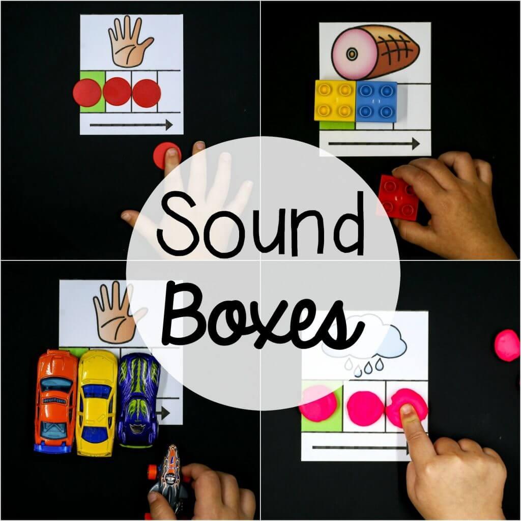 Sound Boxes - 300