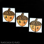 Acorn Alphabet Match