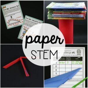 paper-stem-activities